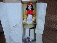 Elizabeth Taylor National Velvet Doll Franklin Mint 1987 NRFB MIB