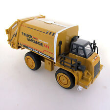 1:50 Project Material Transporter Garbage Truck Diecast Model 1/50 Sound & Light