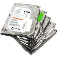 "Lot of 5 Assorted Brands 250GB 7.2K 3.5"" SATA II HDD Hard Drives"