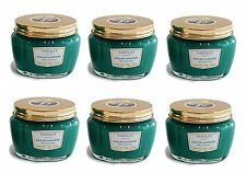 6x Yardley English Lavender Brilliantine Hair Gel 80g