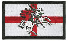 Embroidered  ENGLAND PATCH with St George