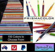 Prismacolor Premier Pencils - Your Choice of 25 pencils + Free Colorless Blender