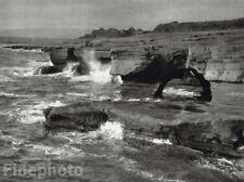 1926 CALIFORNIA San Diego La Jolla Seascape Ocean HOPPE