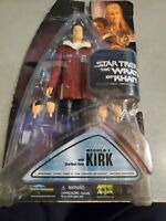 Diamond Select Art Asylum Star Trek II Wrath of Khan Regula I Kirk