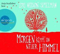 LORI NELSON SPIELMAN - MORGEN KOMMT EIN NEUER HIMMEL - ANJA STADLOBER  6 CD NEU