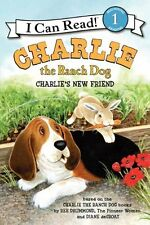 Charlie the Ranch Dog: Charlies New Friend (I Can Read Level 1) by Ree Drummond