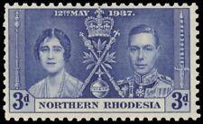NORTHERN RHODESIA 24 (SG24) - King George VI Coronation (pf92809)
