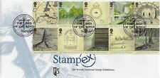 GB 2004 LORD OF THE RINGS STAMPEX OFFICIAL (LOTR PMK) FIRST DAY COVER