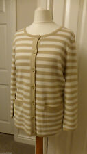 Acrylic Long Sleeve Scoop Neck Button Women's Jumpers & Cardigans