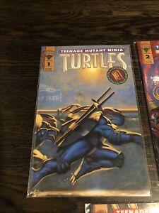TEENAGE MUTANT NINJA TURTLES VOL 2 LOT #1,2,3,4,6,7,8,9,10,11 1993 Comics Mirage