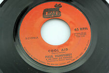 Paul Humphrey:  Cool Aid / Detroit  [VG++ Copy]
