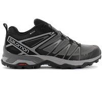 Salomon X Ultra 3 GTX GORE-TEX Herren Wanderschuhe 398672 Schwarz Trekking Schuh
