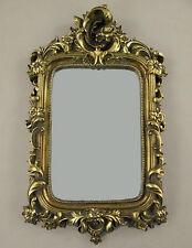 Wandspiegel Deko-Spiegel Barock-spiegel Rahmen Antik Gold Barockrahmen