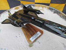 SR-71A Mirlo 1:72 / Avion / Aircraft / YAKAiR / Maderamodelo