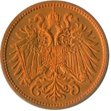 1913 / 2 HELLER / AUSTRIA / OSTERREICH / UNC FULL LUSTRE   #WT6320