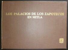 Los Palacios De Los Zapotecos En Mitla Mexico Monte Alban Elephant Folio