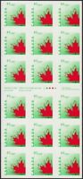 MAPLE LEAF = FIRST CLASS RATE = Sheetlet of 18 Canada 1998 #1696a MNH-VF