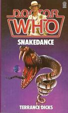 DOCTOR WHO - Snakedance by Terrance Dicks (#83, Paperback, 1984)