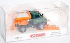 Wiking 064608 Winterdienst - Mercedes-Benz Unimog U 1300 L, RINNEN, 1:87