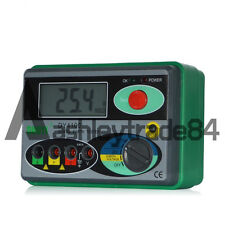 NEW DY4100 Digital Earth Ground Resistance Tester Meter