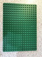 Rare Lego Green Baseplate 16 x 22 Stud Part no 210 Really Good Condition