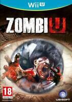 Nintendo Wii U - Zombi U **New & Sealed** Official UK Stock