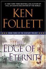 Ken Follett The Century Trilogy: Edge of Eternity Book. 3 by  (2014, HC/DJ New