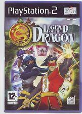LEGEND OF THE DRAGON PS2 NUOVO ITA COMPRA + GIOCHI E PAGA UNA SOLA SPEDIZIONE
