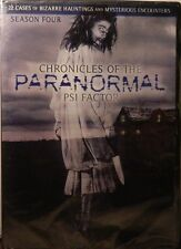 PSI FACTOR:CHRONICLES of the PARANORMAL The COMPLETE SEASON FOUR All 22 Episodes