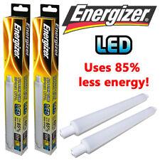 2x Energizer 284mm S15 LED 5.5W=50W StripLight Tube Lamp Bulb 15000hrs 550 Lumen