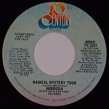 AMBROSIA: Magical Mystery Tour 20th CENTURY Promo 45 NM- Pop Rock Beatles