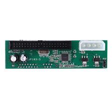 "Festplatte Adapter 2.5""/3.5"" Serial SATA auf ATA IDE PATA 40 Polig Konverter"