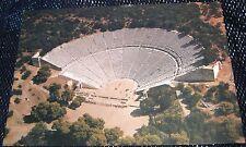 Greece Epidaurus The Theatre - unposted