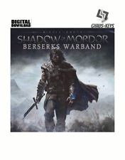 Middle-earth Shadow of Mordor-berserks Warband Steam PC global