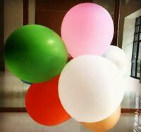3pcs Big 36 inch Green Latex Balloon Birthday Wedding Party Baby Shower Photo