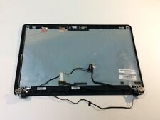 SONY SVF151 SVF152 LCD Rear Lid Back Cover w// Hinge Black Non-Touch 3FHK9LHN000