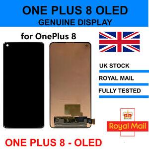 GENUINE ORIGINAL ONE PLUS 8 ONEPLUS AMOLED OLED DISPLAY SCREEN REPLACEMENT