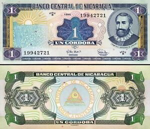 Nicaragua 1 Cordoba 1995, UNC, P-179
