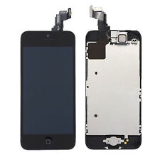For Iphone 5s/5c/5/SE LCD Touch Screen Digitizer Replacement +Button +Camera AU