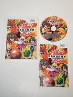 Bakugan Battle Brawlers (Nintendo Wii) Complete!