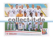 Panini Frauen WM World Cup 2015  - Sticker 423 - Team Finnland