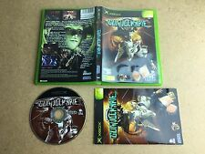 Gun Valkyrie - Microsoft Xbox (TESTED/WORKING) UK PAL