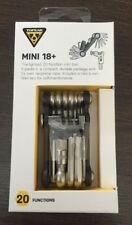 Topeak MINI 18+ 20 funzioni bici Strumento-Scatola Nuovo Di Zecca -