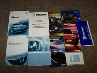 2006 Mazda6 User Guide Owner Manual i s Sport Touring Grand 2.3L 3.0L 4Cyl V6