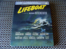 Blu Steel 4 U: Lifeboat Limited Edition Steelbook With DVD Sealed  Hitchcock