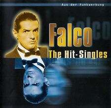 FALCO : THE HIT SINGLES / CD - TOP-ZUSTAND