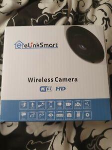 Elinksmart Wireless Camera Wifi Hd 720p Baby Cry Detection