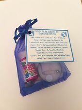 Uncle To Be Novelty Survival Kit Gift Baby Shower Gift Favour