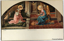 CPA POSTCARD LODON ANNUNCIATION FRA FILIPPO LIPPI scan haute definition lae525