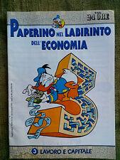 Paperino nel labirinto dell'economia fascicolo n.3  Lavoro e capitale